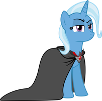 Trixie Is Not Amused by EMedina13
