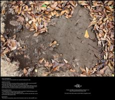 Dry Mud and Leaves 03 by Neyjour
