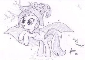 Chainpic 4: Great and powerful by Snetri