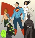 DC Redesign Collage by robnix