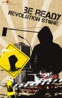 Palestine .. Revolution Stone by crazybito
