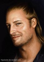 Josh Holloway by Ngaladel