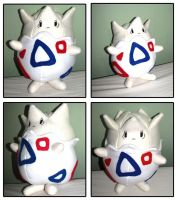 Togepi Plushie by Pineapple29