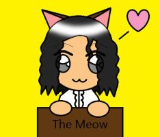The Meow by S0F14C4RR0