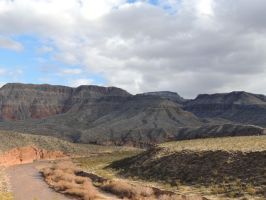 Vigrin River Gorge, AZ 2069 by archambers