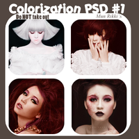 Colorization PSD file number 1 by sjsaranghe