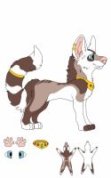 2014 Wyld Fyr Reference sheet  by Wyld-Fyr
