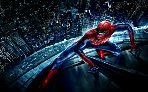 Amazing Spiderman 2 HD by kingwicked