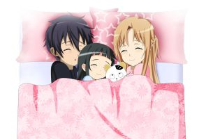 .: SAO : Sweet Dreams :. by Sincity2100