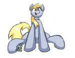 Derpy Growing Up by Signal15