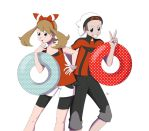 Pokemon: Omega Ruby and Alpha Sapphire by ButterLux