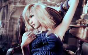 Claire Farron by xStaticPulse