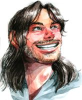 Smiling Kili by soodal