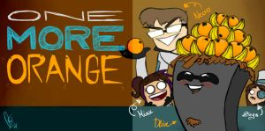 One More Orange - ShortAnimation by ScribbleNetty