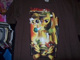 Daring Do Shirt by MasteroftheContinuum