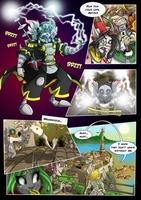Ampere The Ordeal Page 27 by Retromissile