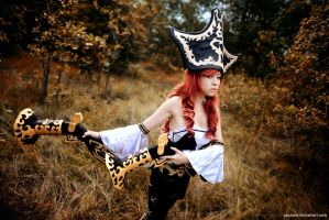 League of Legends - Miss Fortune by vaxzone