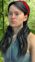 Luxrender Portrait 1.2 by wardmatt1