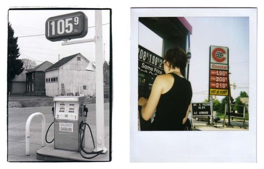 - gas then, gas now - by naplajoie