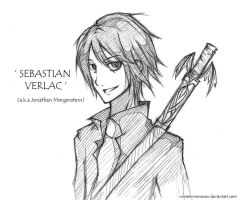 tMI: 'Sebastian Verlac' by winter-monsoon
