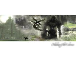 Shadow of the Colossus WP01 by shade01