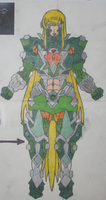 Louise's Super Innovade Form (Zathurahime) by SolGravionMegazord
