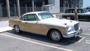 1956 Studebaker Golden Hawk 01 by Skoshi8