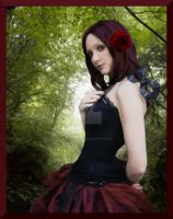 Rose Red by onceuponatime08