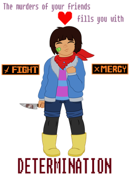 Makes Undertale art- it fills you with DESPERATION by Strawberry-Spritz