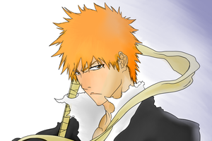 Ichigo by PeachBerryDivision