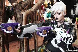 Ultraviolet Tracer cosplay 2 by Arorea