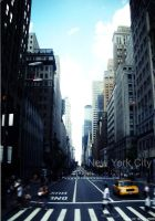 New York City: The Street by MlOlivia