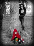Little Red Rising Hood 5 by ArtByStarlaMoore