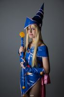 It's the Dark Magician Girl again ! by ReiIchi5
