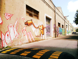 Another Murales by Dreefire