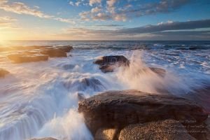 Bangalley Splash by FireflyPhotosAust
