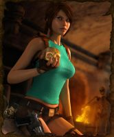 Lara Render 15 by Pitoxlon