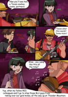 commission9 new comic for zefrenchm by hikariangelove