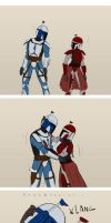 Mandalorian romance takes some time by rayn44