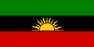 Alt Flag - Republic of Malawi by AlienSquid