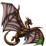 Dragon - Commission by Fucal