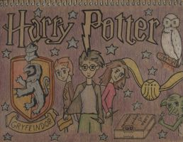 back of book hp style by myvoicesrloudest