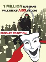 AIDS in Russia by Virgil-Nigel