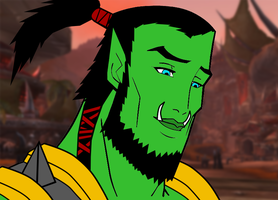 Handsome Thrall by ropa-to