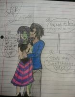 Gaz and Todd/Squee GASR by scorpiokym