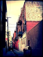 An alley down at L.A. by faheem823