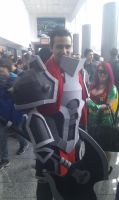 Darius from League of Legends by boryenko