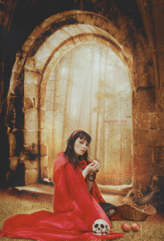 Little Red Riding Hood by SaRaH-SiSi