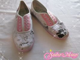 Sailor Moon Shoes 3 by ShopFantasy