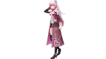 Project Diva X Cathode Electronica Luka by Luke-Flame